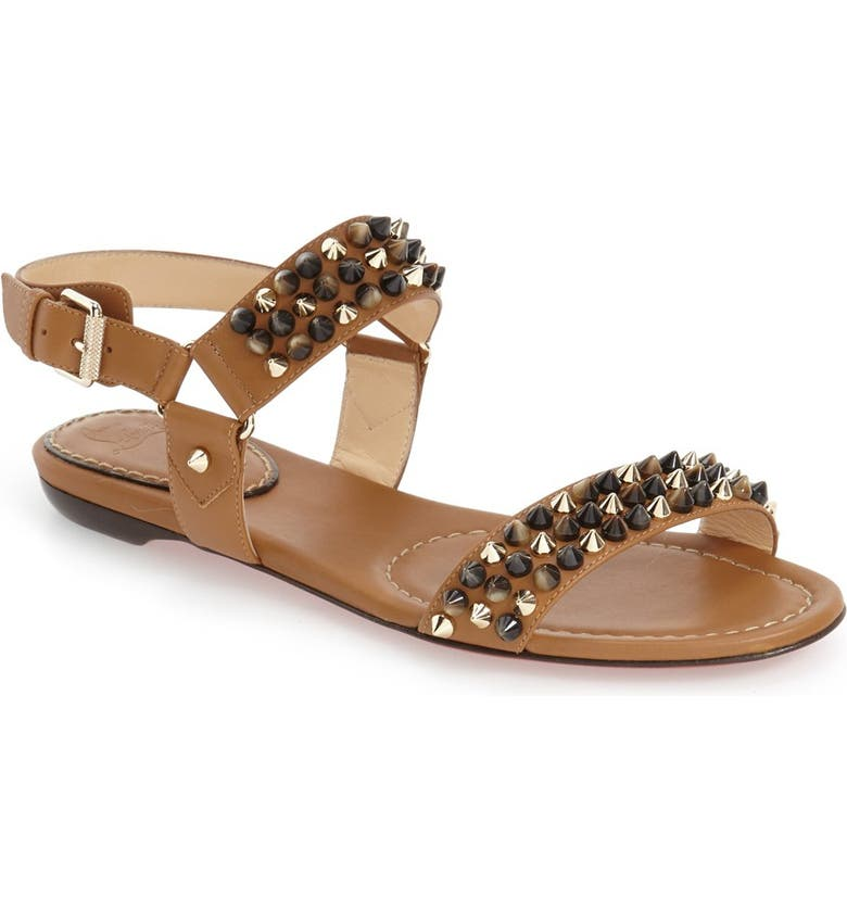 low priced 5a302 47731 'Bikee Bike' Spiked Flat Sandal