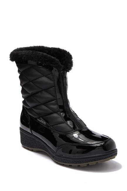Image of Aquatherm by Santana Canada Crispin II Faux Fur Lined Boot