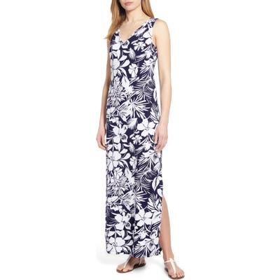 Tommy Bahama Buona Sera Maxi Dress, Blue