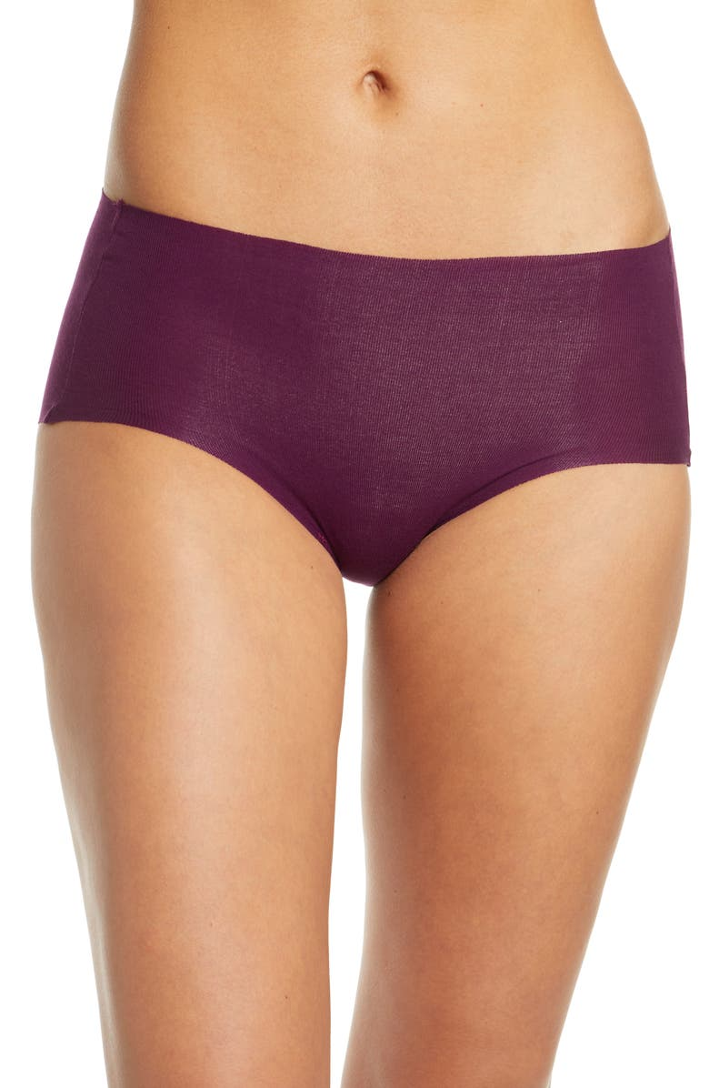 WACOAL Beyond Naked Hipster Panties, Main, color, PICKLED BEET