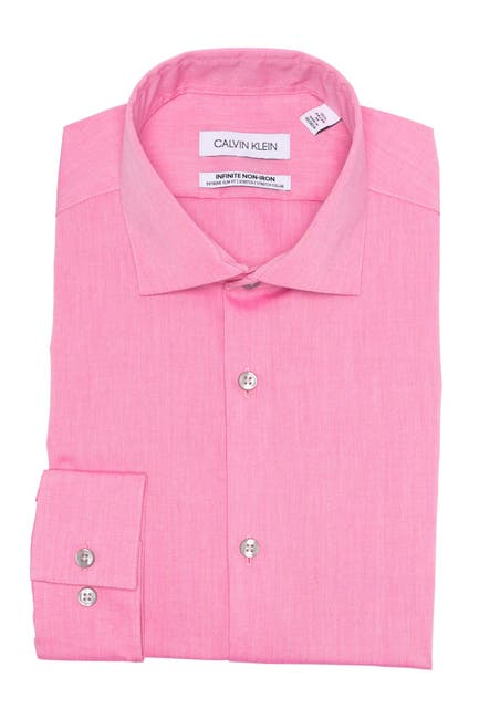 Image of Calvin Klein Extreme Slim Fit Dress Shirt