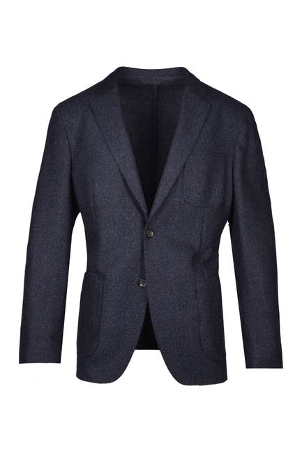 Image of FLYNT Notch Lapel Slim Fit Blazer