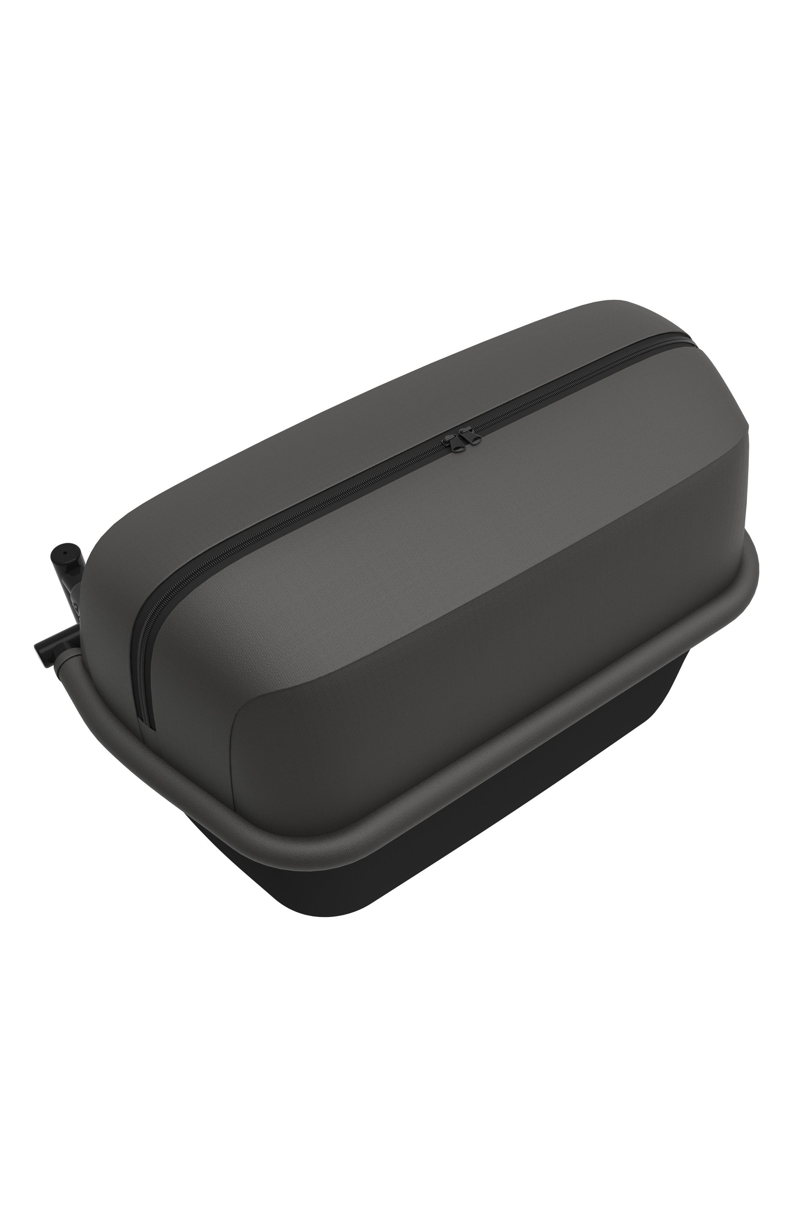,                             Foldable Storage Basket,                             Alternate thumbnail 6, color,                             BLACK