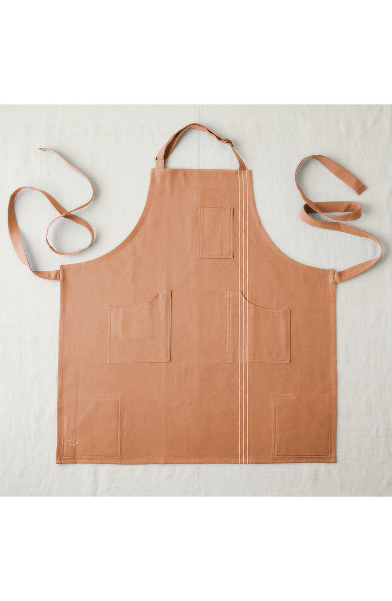 FIVE TWO BY FOOD52 Ultimate Apron, Main, color, MAPLE