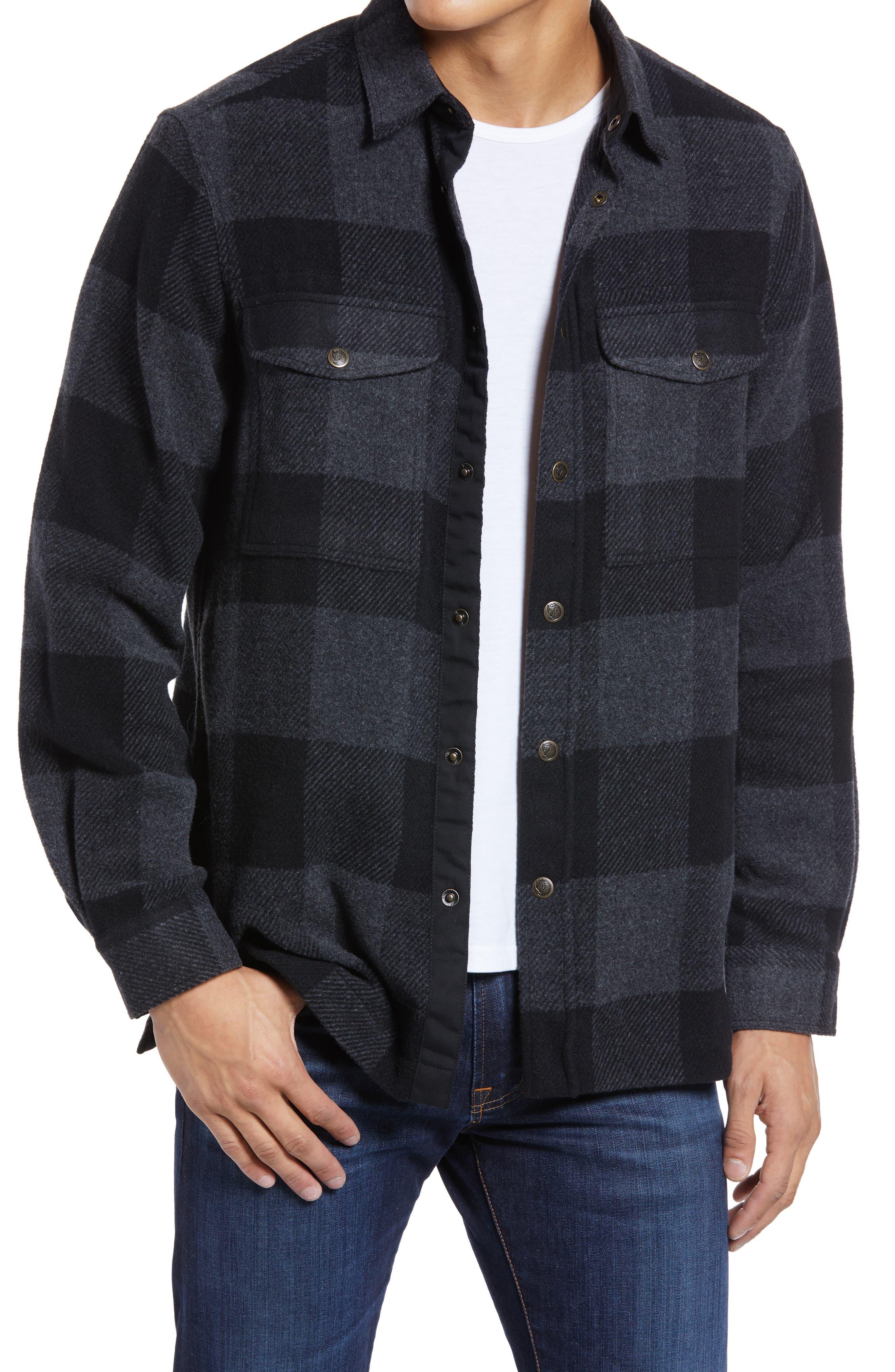 Canada Buffalo Check Button-Up Shirt