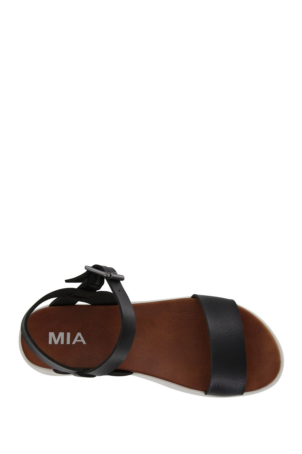 MIA   Abby Open Toe Platform Sandal