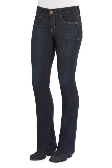 Image of Democracy AB Tech Itty Bitty Bootcut Jeans