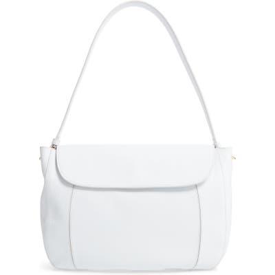 Nordstrom Farah Hobo Bag - White