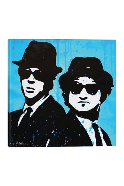 Image of iCanvas The Blues Brothers by MR BABES