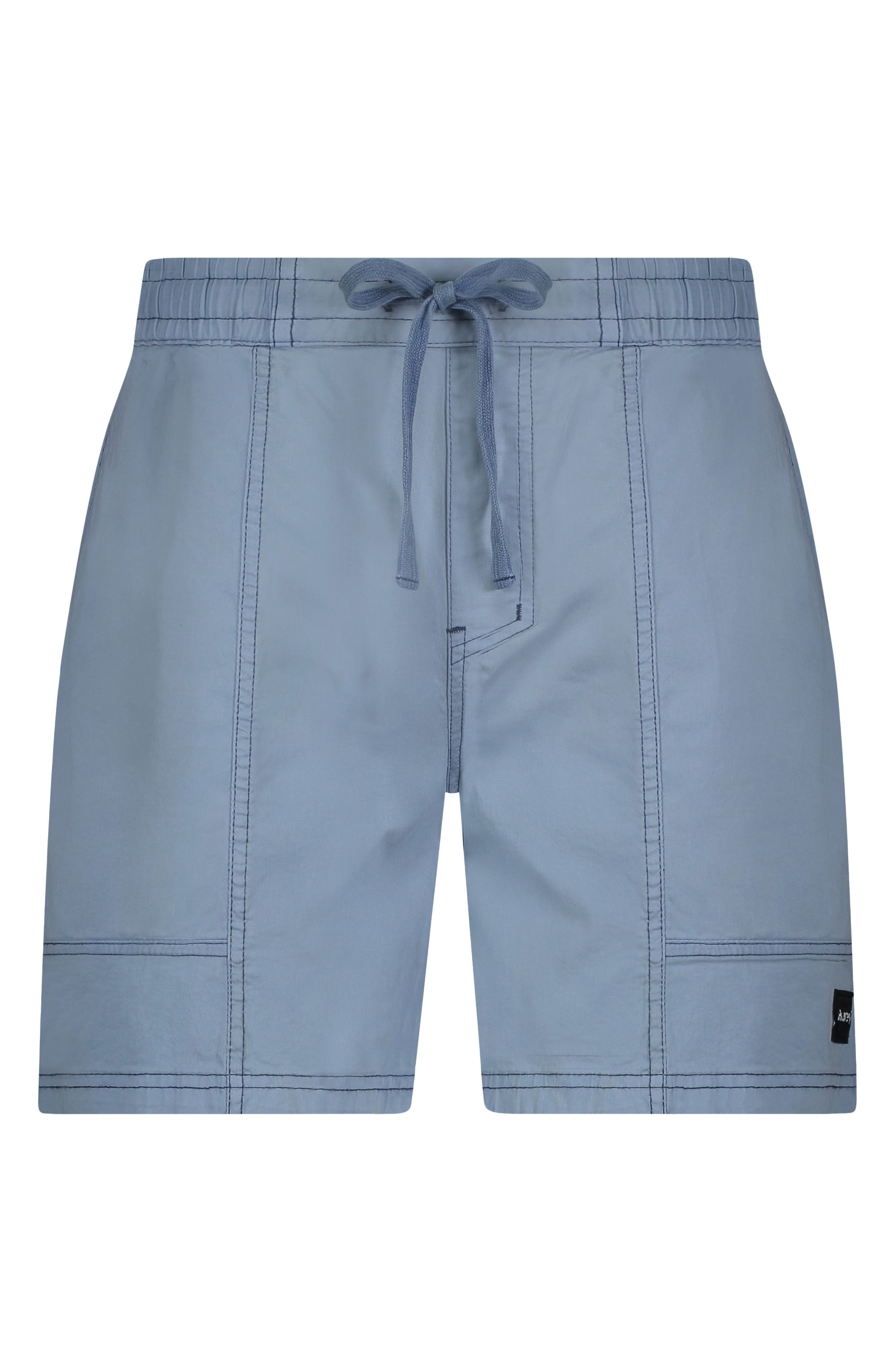 Baja Pigment Dyed Volley Shorts