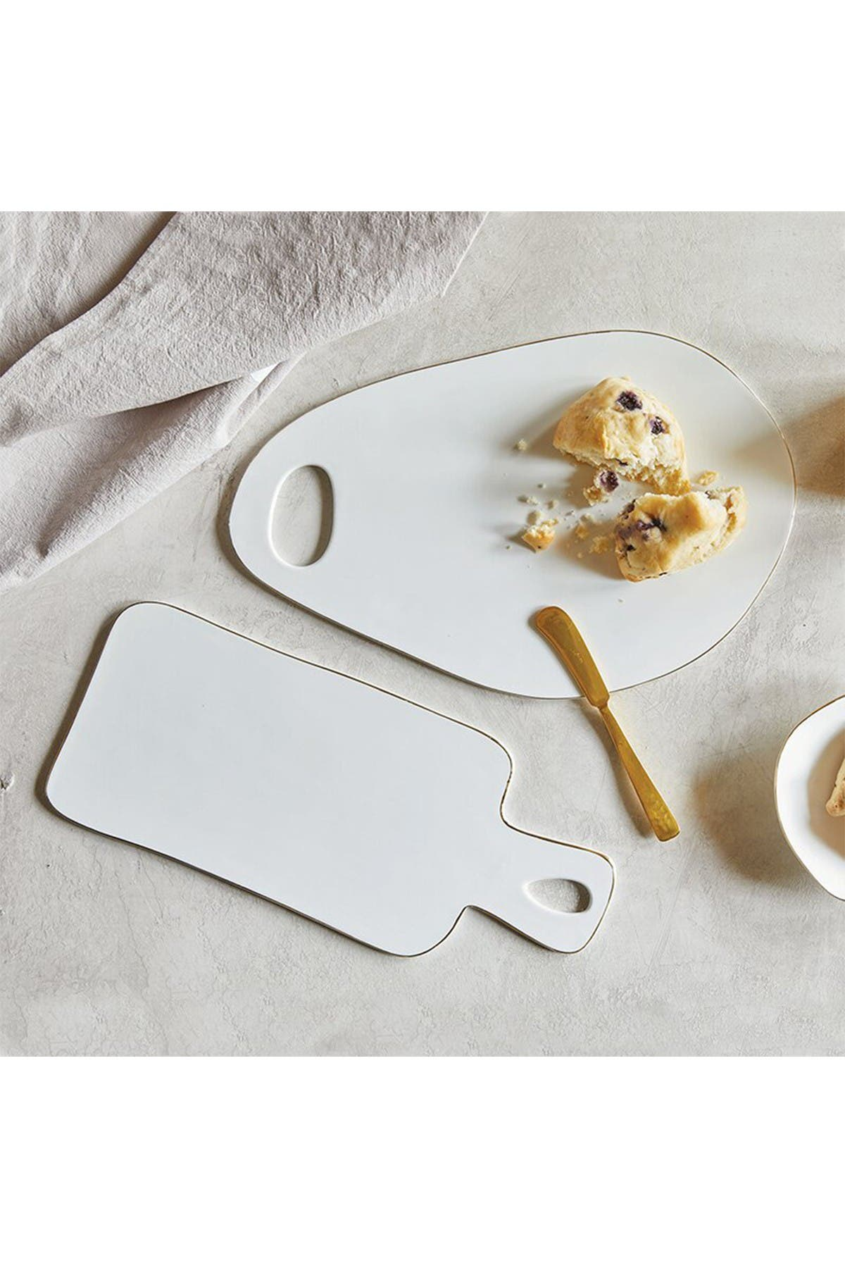 CREATIVE BRANDS Oval Cheese Tray