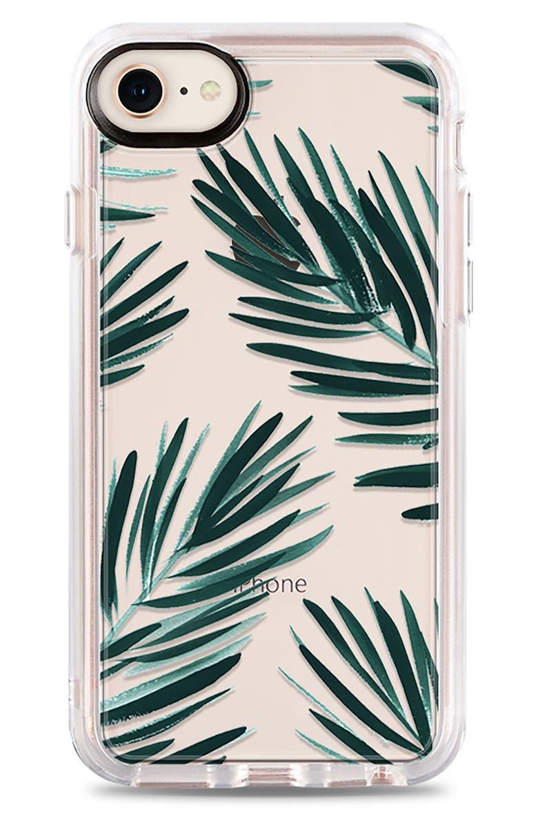quality design 96d74 f453e Palm Fronds iPhone 7/8 & 7/8 Plus Case