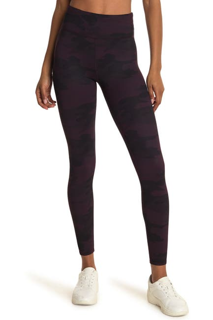 Image of Threads 4 Thought Isolde Camo Print Leggings