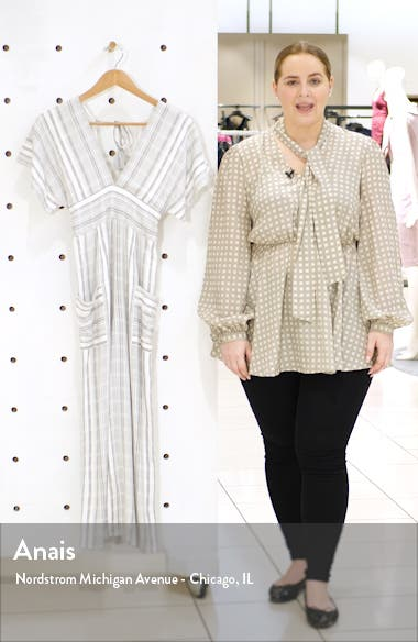 Doheny Cover-Up Jumpsuit, sales video thumbnail