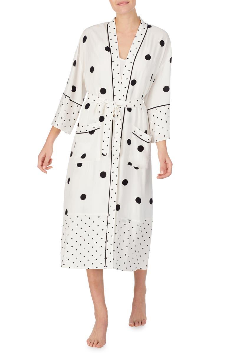 REFINERY29 Connie Print Woven Robe, Main, color, 018