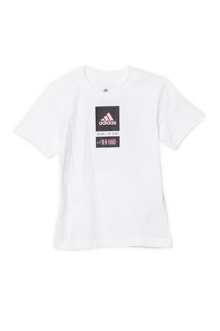 Image of ADIDAS ORIGINALS Adidas x Toy Story I'm In Charge Graphic Tee