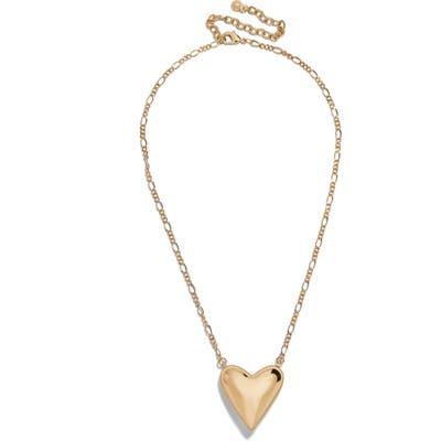 Baublebar Heart Pendant Necklace