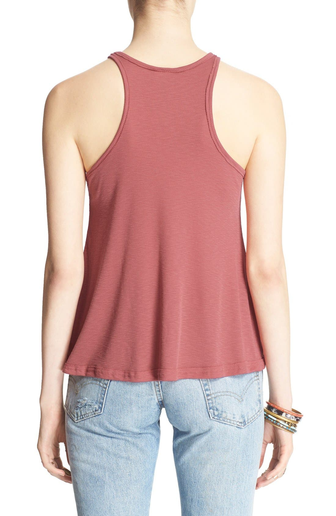,                             'Long Beach' Tank,                             Alternate thumbnail 176, color,                             694
