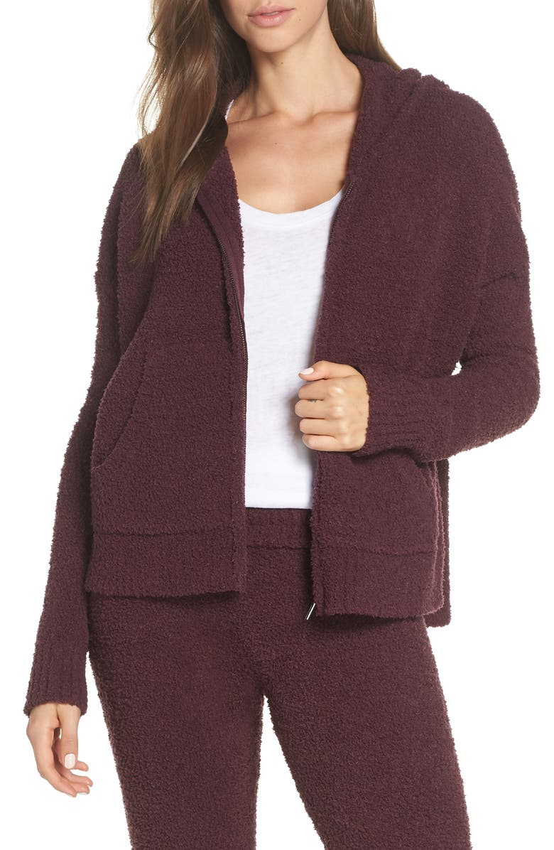 UGG<SUP>®</SUP> Kyleigh Fuzzy Zip Hoodie, Main, color, 930