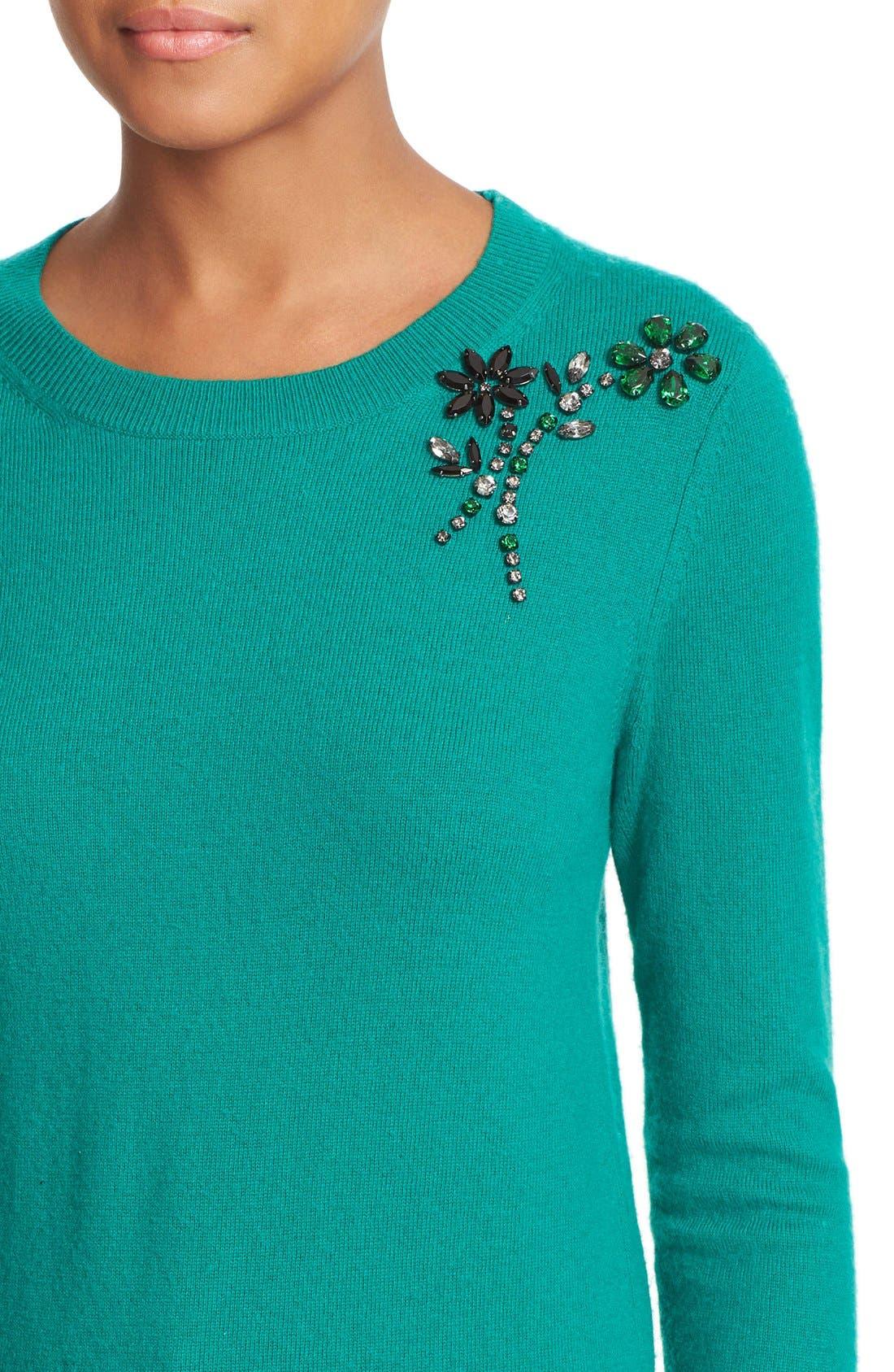 ,                             embellished sweater,                             Alternate thumbnail 14, color,                             304