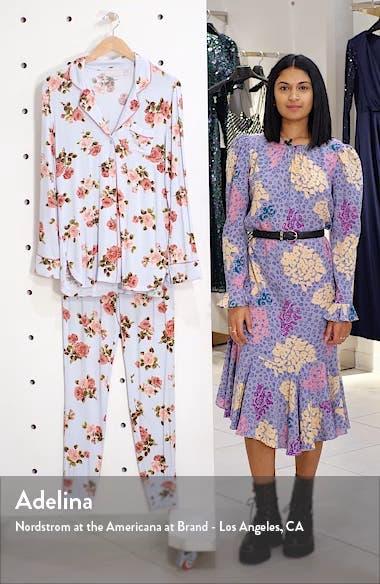 Long Sleeve Print Pajamas, sales video thumbnail