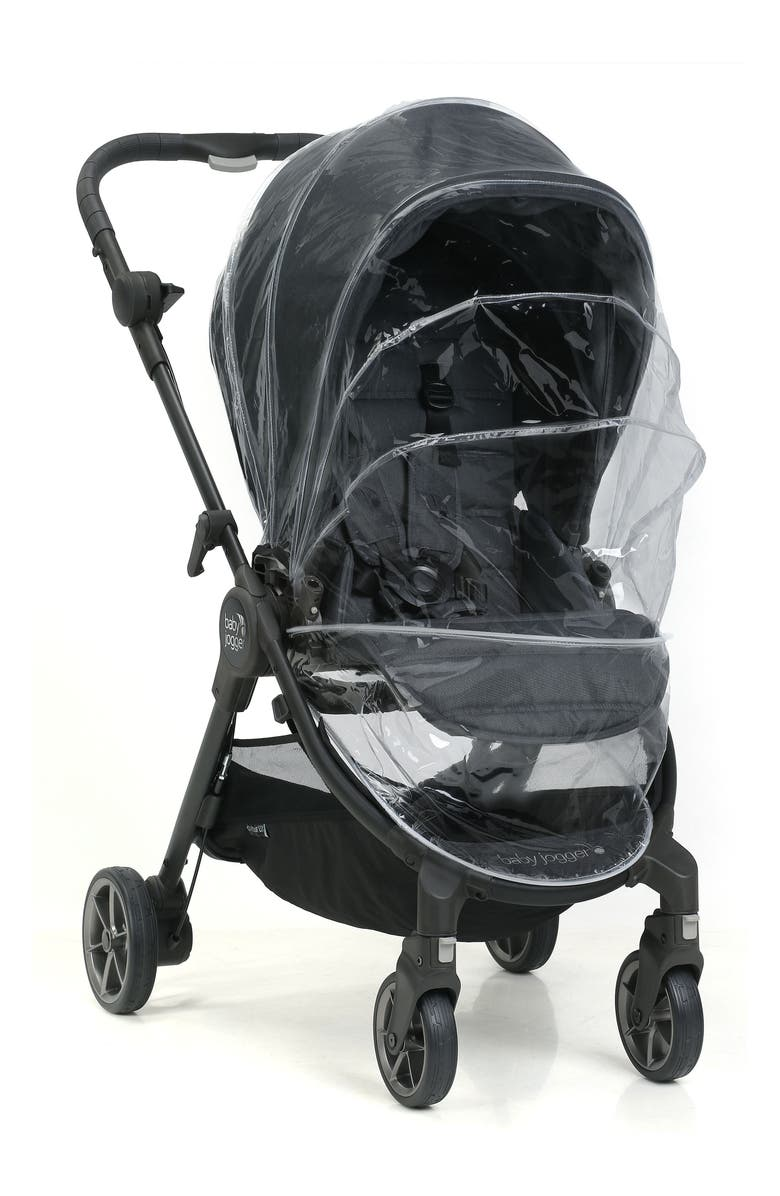 BABY JOGGER City Tour<sup>™</sup> LUX Weather Shield, Main, color, CLEAR