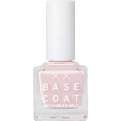 Base Coat Breathable & Halal Nail Polish - Cherry Blossom