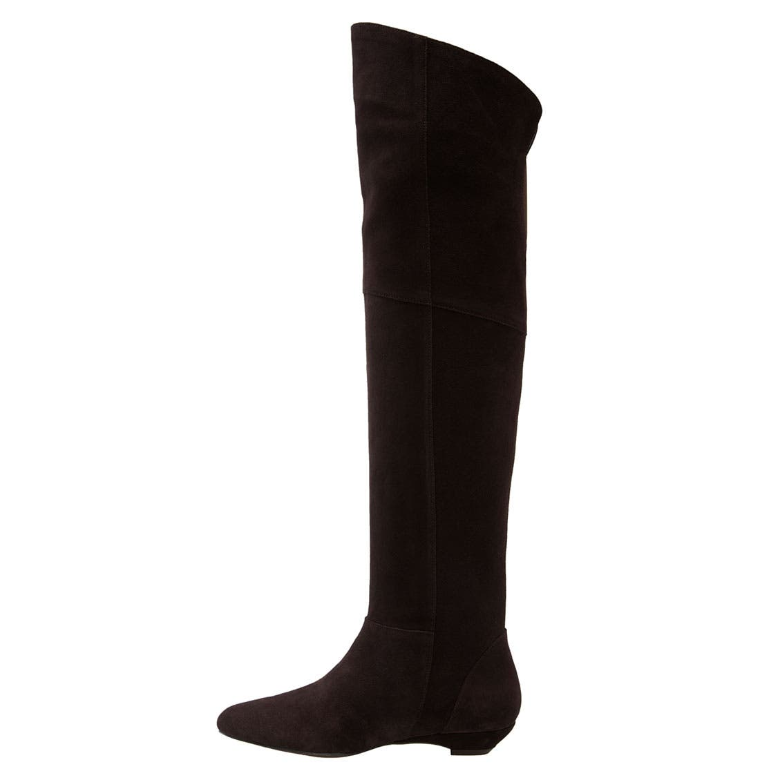 ,                             'Overrpas' Over the Knee Boot,                             Alternate thumbnail 7, color,                             209