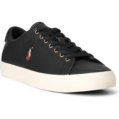 Polo Ralph Lauren Longwood Sneaker, Black