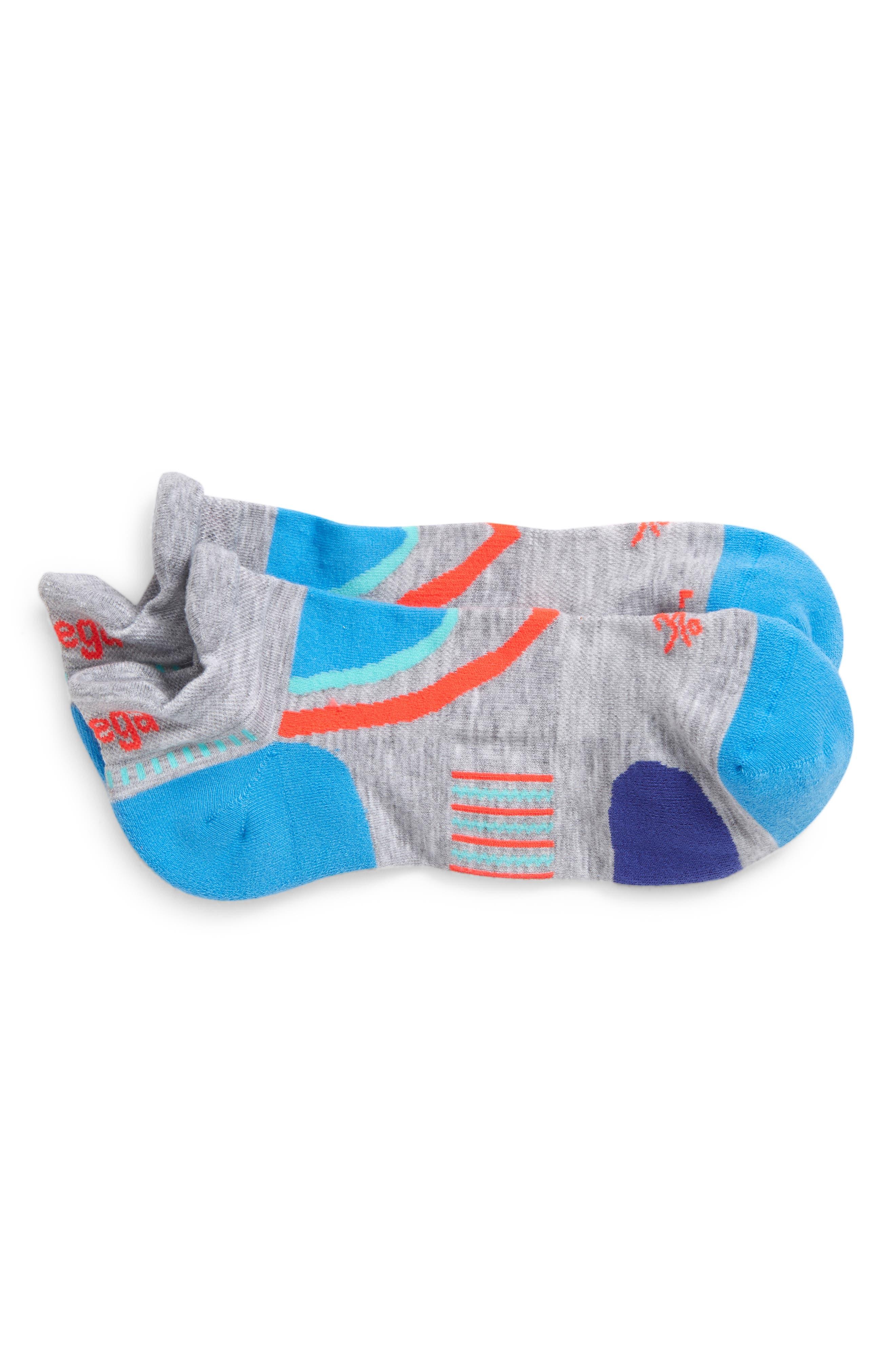 Ultraglide No-Show Socks