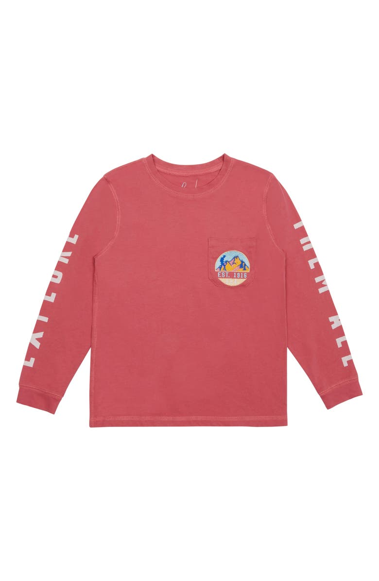 PEEK AREN'T YOU CURIOUS Thomas National Parks T-Shirt, Main, color, 950