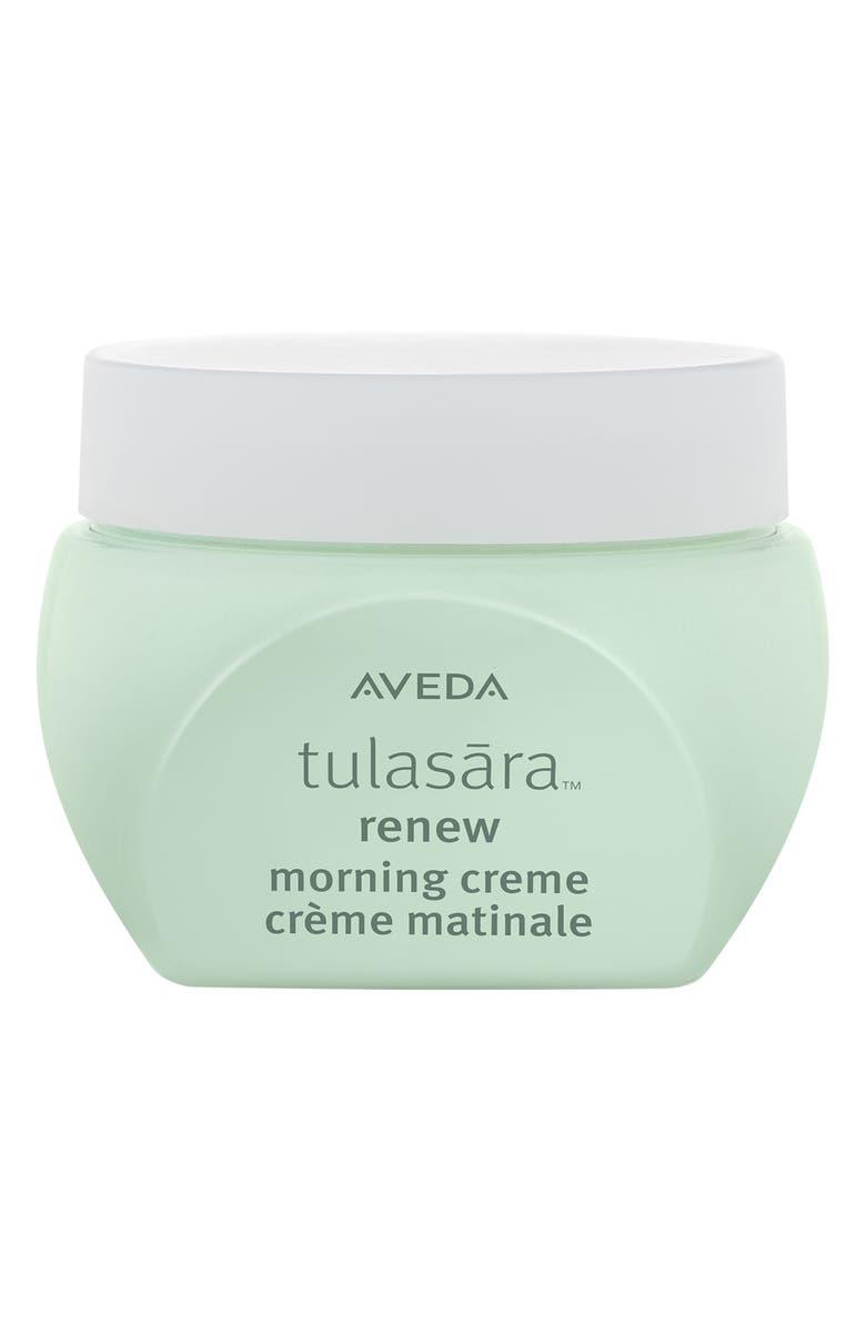 AVEDA tulasara<sup>™</sup> renew Morning Crème, Main, color, NO COLOR