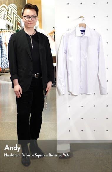 Slim Fit Check Dress Shirt, sales video thumbnail
