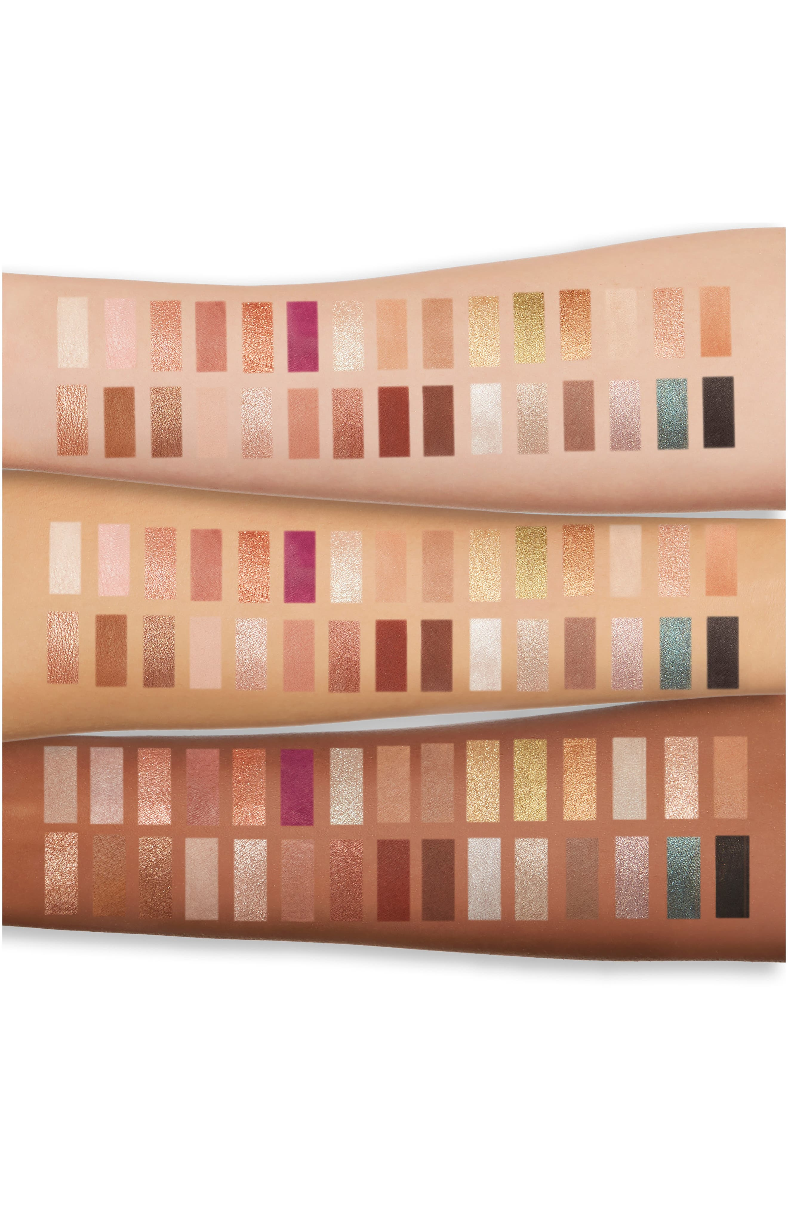 ,                             Natural Lust Naturally Sexy Eyeshadow Palette,                             Alternate thumbnail 5, color,                             NO COLOR