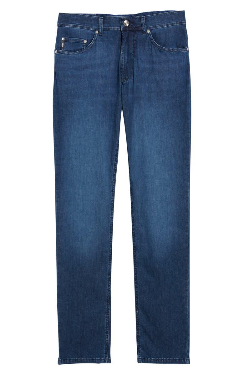 BRAX Cooper Pure Straight Leg Jeans, Main, color, 406
