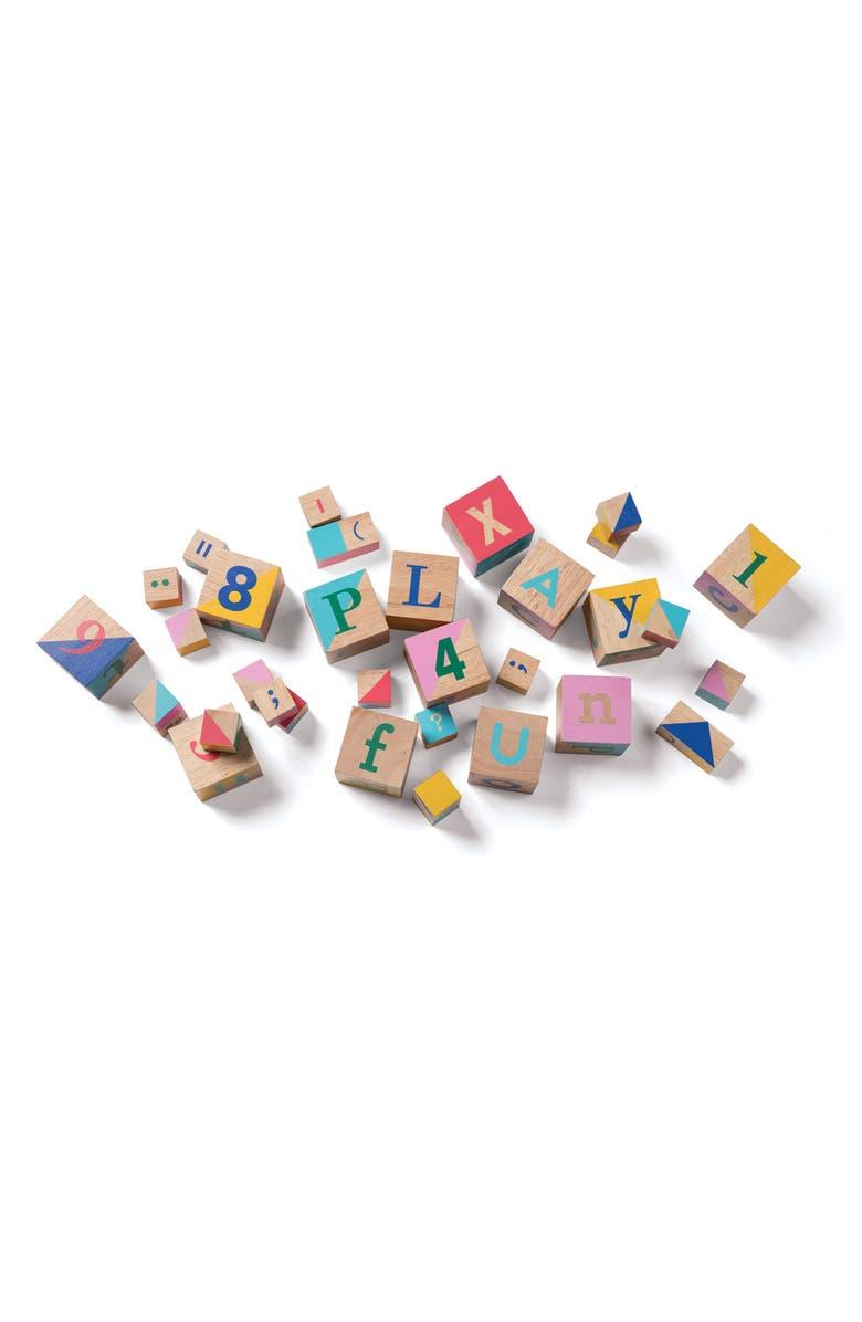 MANHATTAN TOY STEM Blox Blocks, Main, color, MULTI