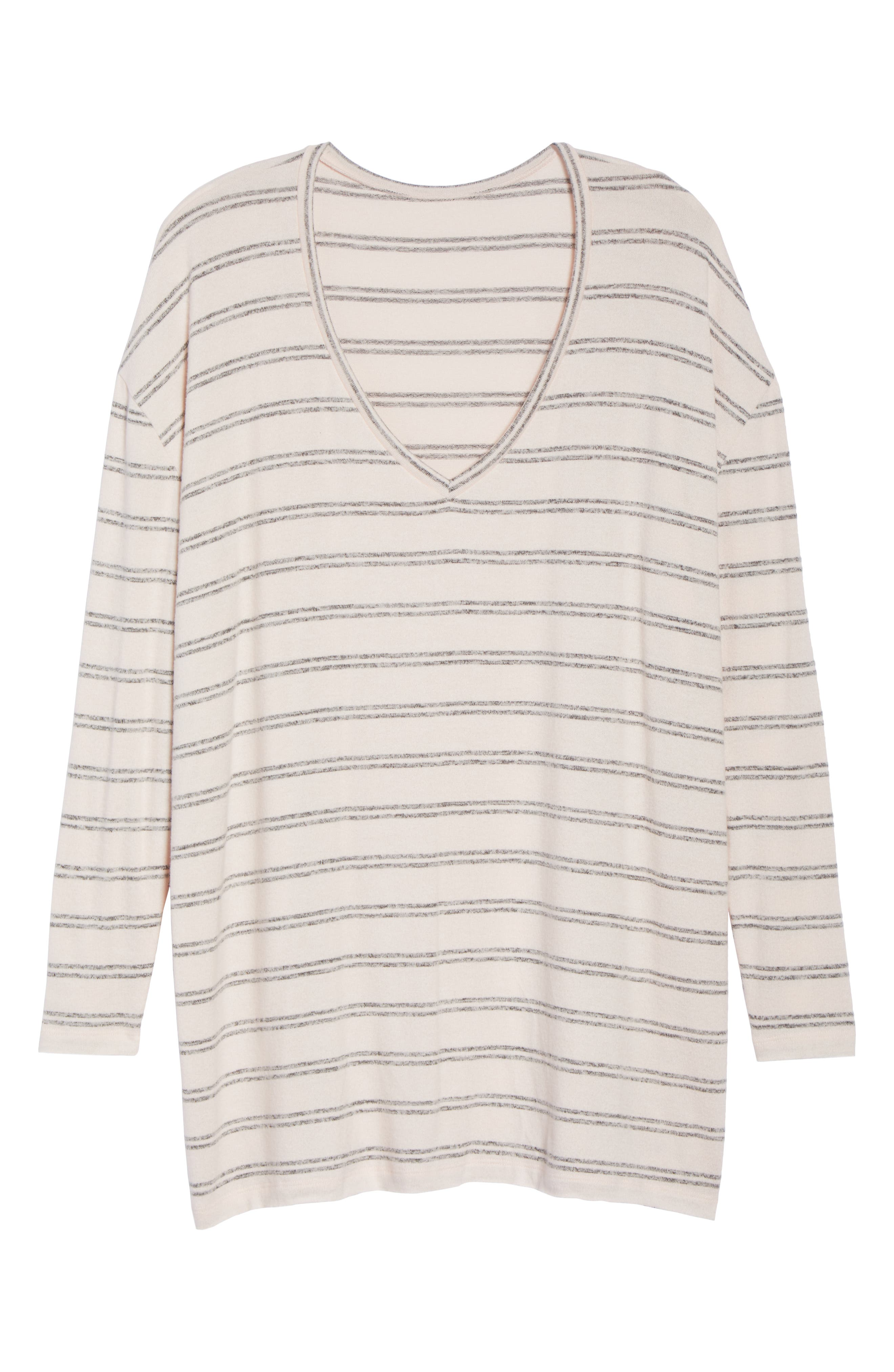 ,                             Cozy V-Neck Sweater,                             Alternate thumbnail 28, color,                             660