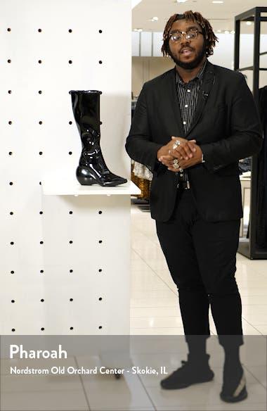 Rhombus Knee High Boot, sales video thumbnail