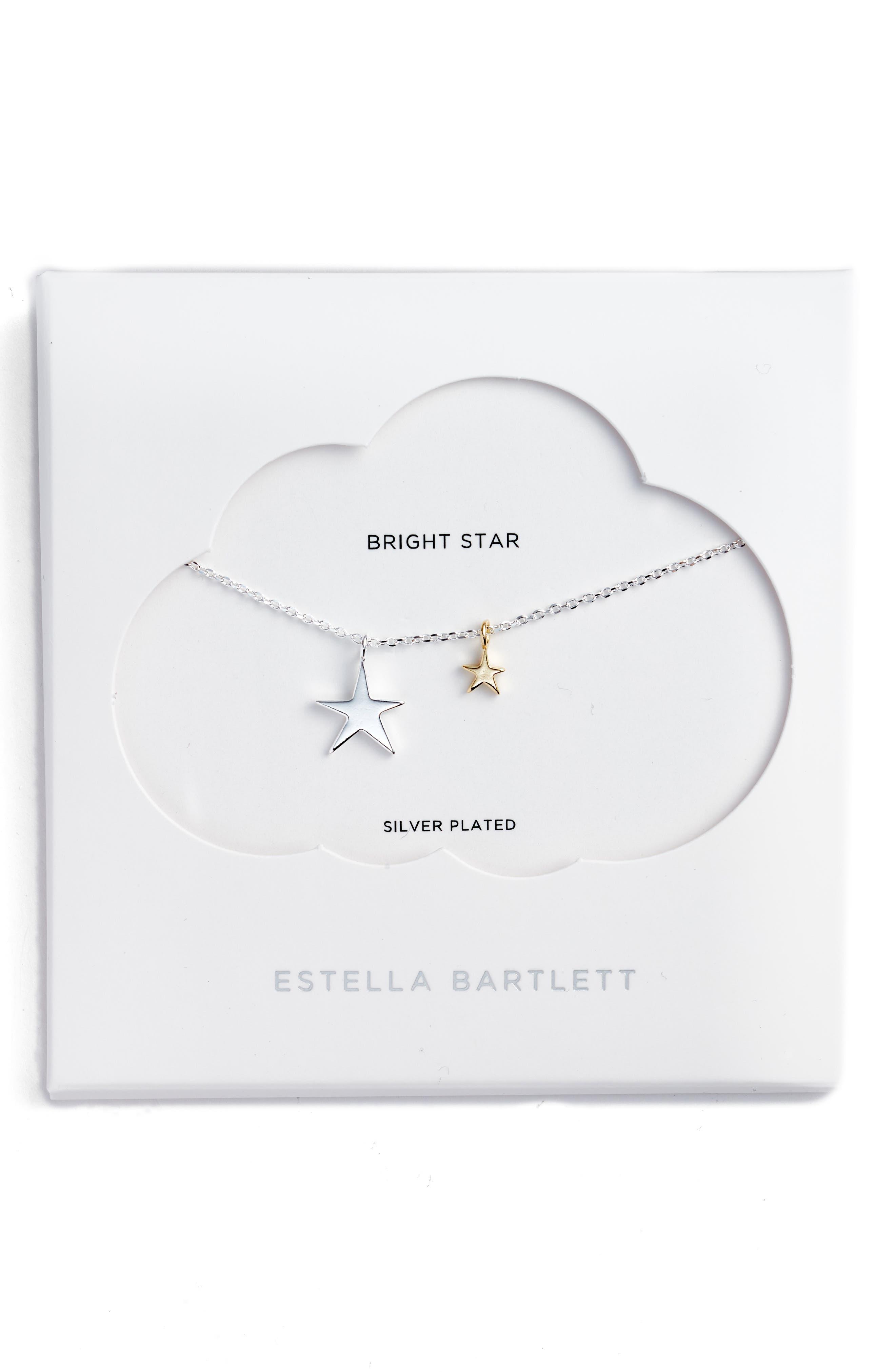 Bright Star Pendant Necklace