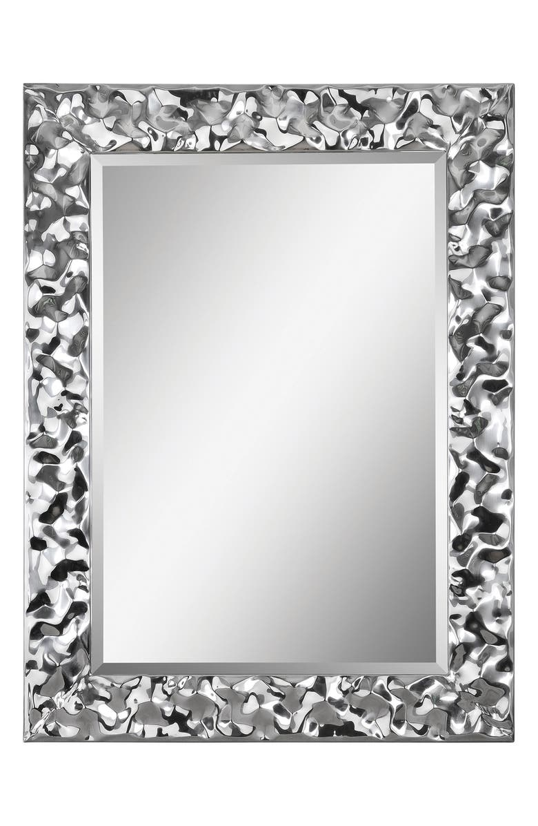 RENWIL Couture Mirror, Main, color, CHROME