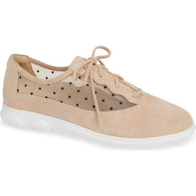 Vaneli Lanka Mesh Sneaker- Beige