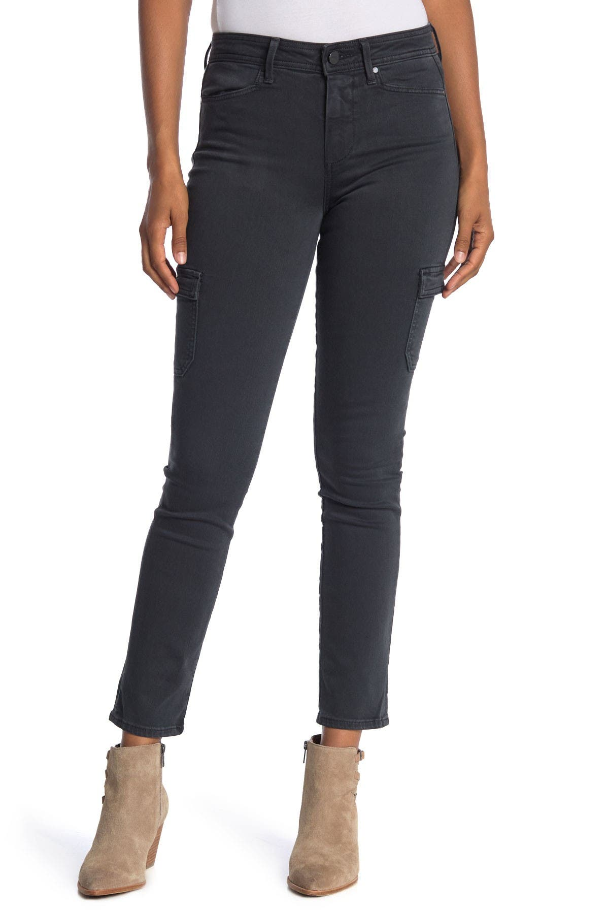 Image of PAIGE Hoxton Skinny Cargo Jeans