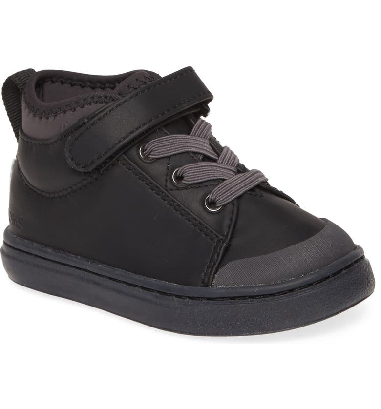 TOMS Cusco High Top Sneaker, Main, color, 001