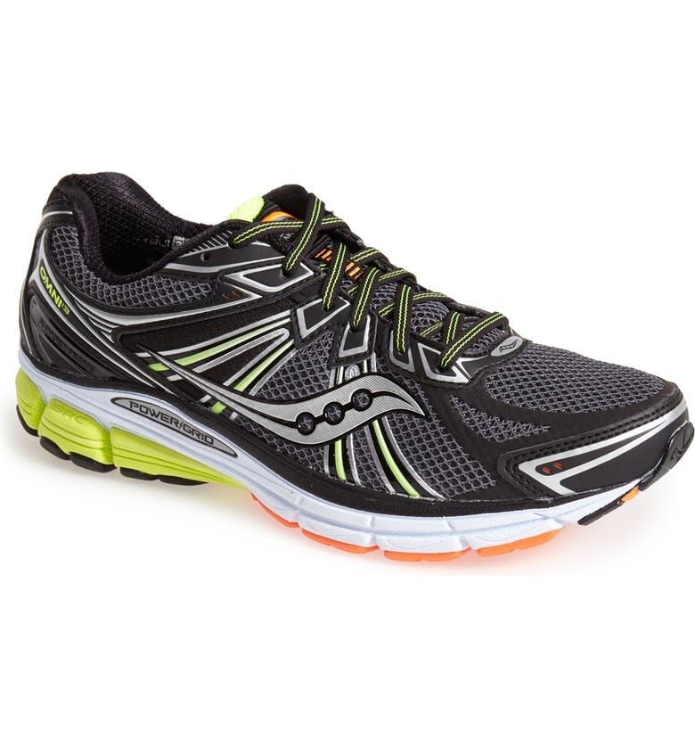 Saucony 'Omni 13' Running Shoe (Men) | Nordstrom