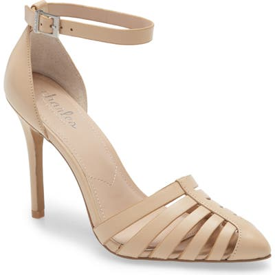 Charles By Charles David Playful Pointed Toe Pump, Brown
