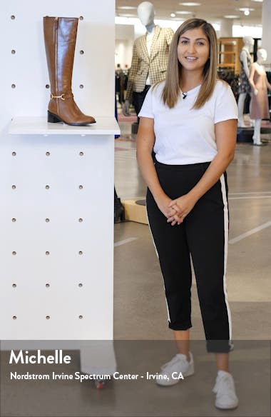 Waffy Knee High Riding Boot, sales video thumbnail