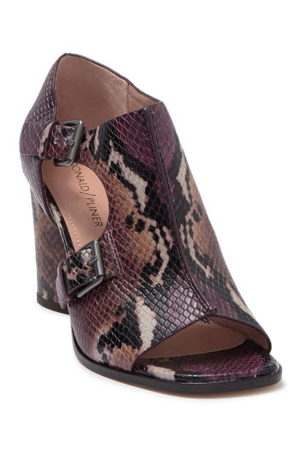 Image of Donald Pliner Fouu Block Heel Sandal