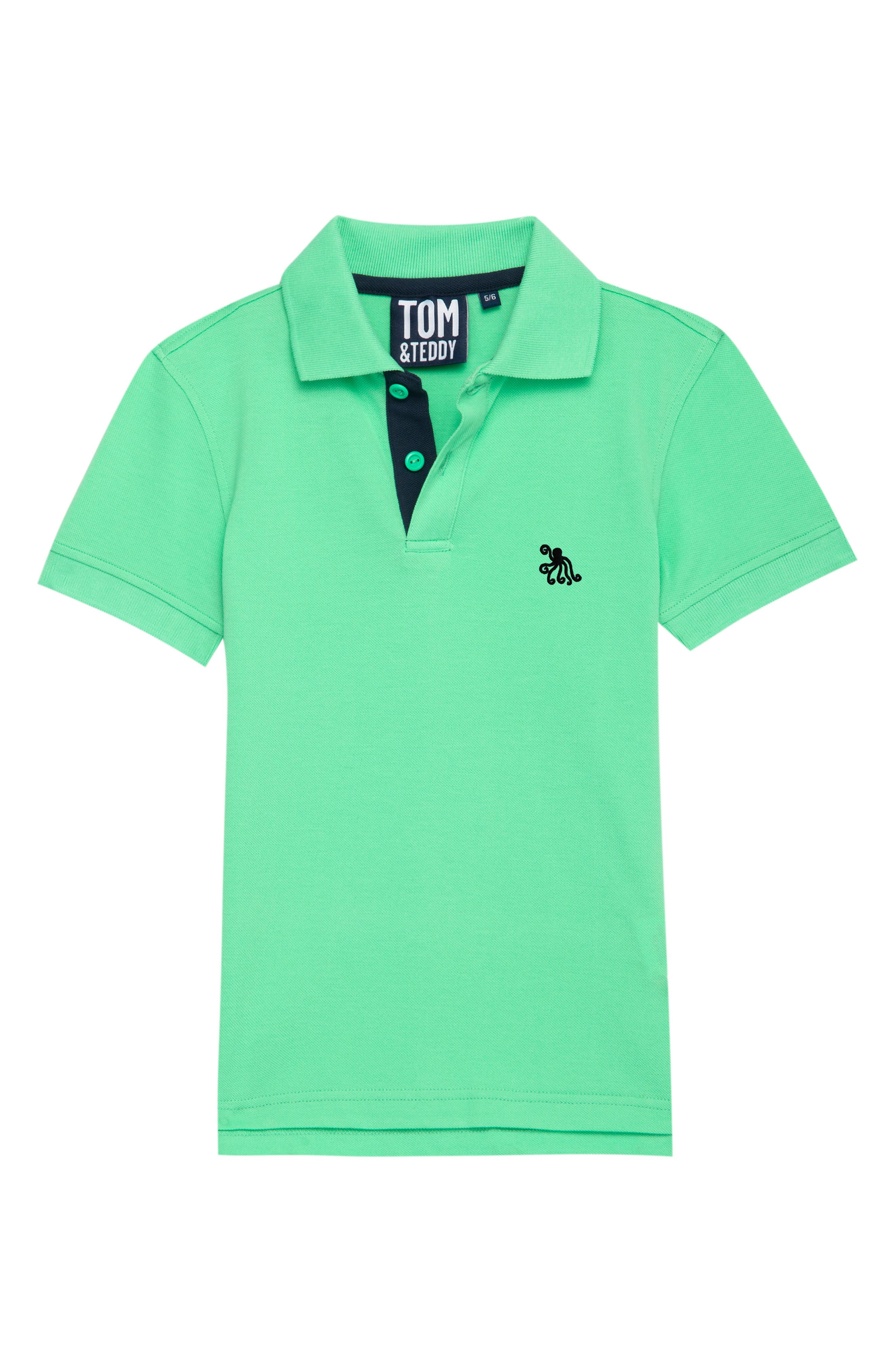 Polo, Main, color, SUMMER GREEN