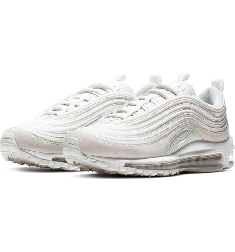 NIKE Air Max 97 Premium Sneaker, Main, color, 100