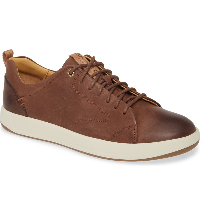 SPERRY Gold Cup Richfield LTT Sneaker, Main, color, BROWN LEATHER